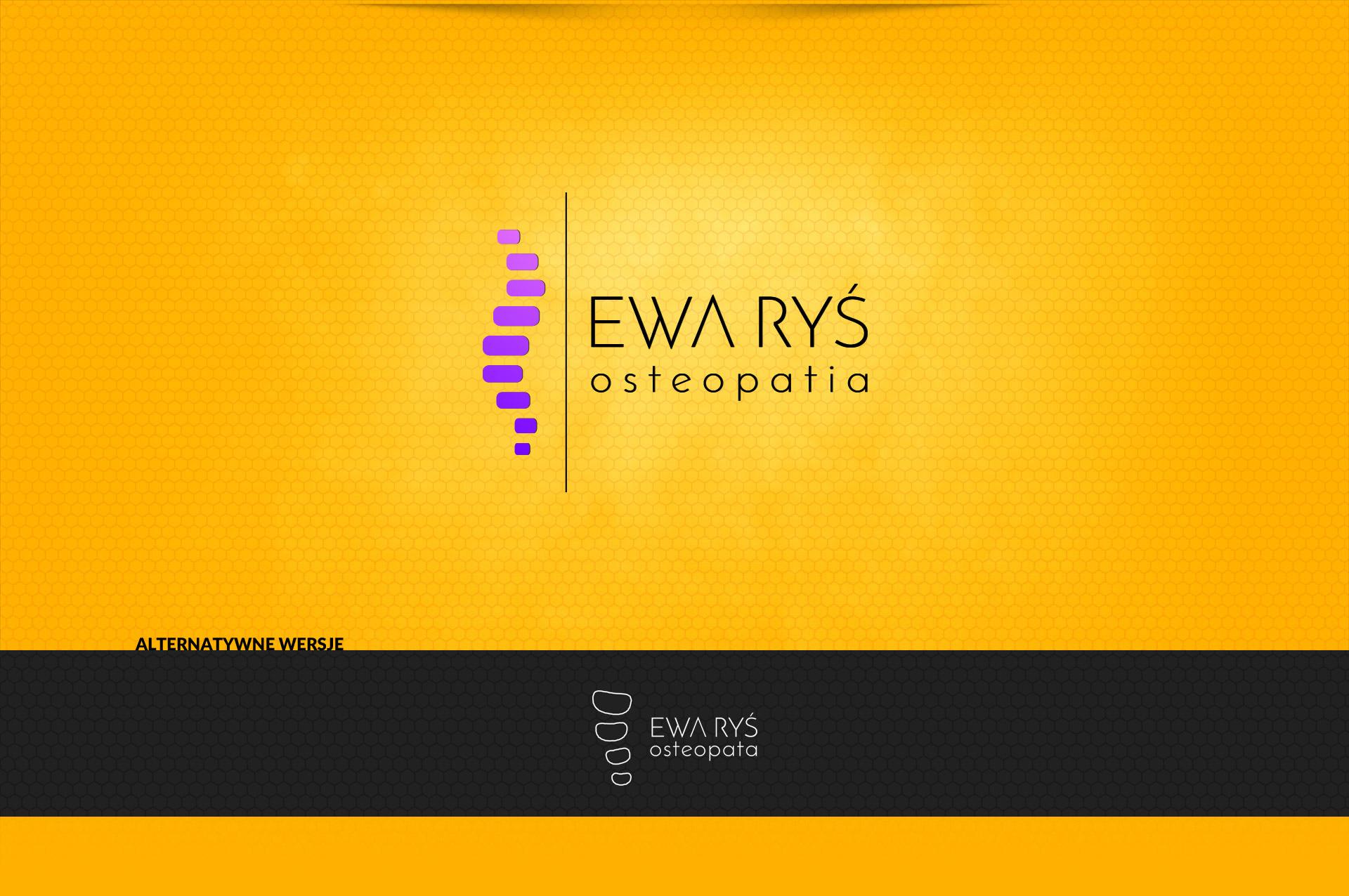 logo Ewa Ryś