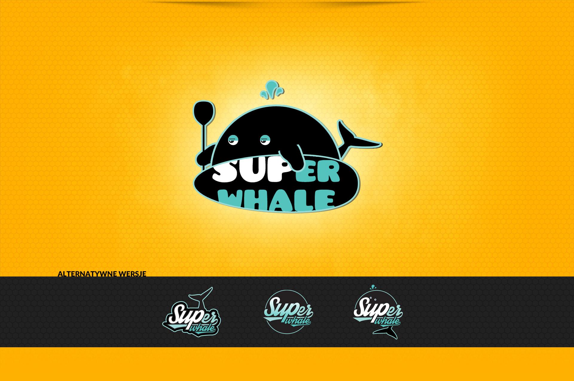 logo SUPer Whale