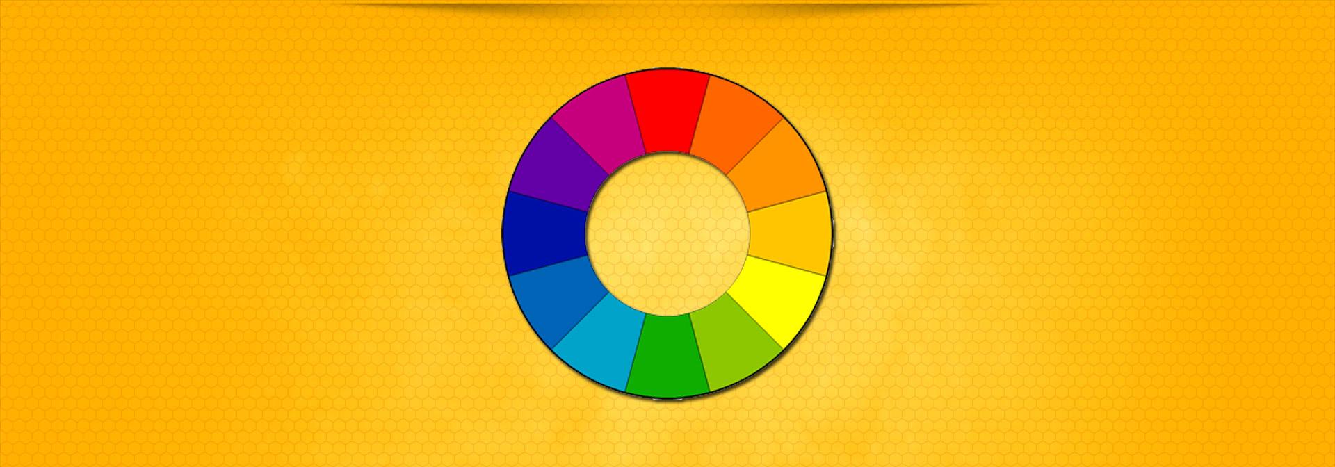 Paleta barw to ważny element podczas projektowania logo dla firm