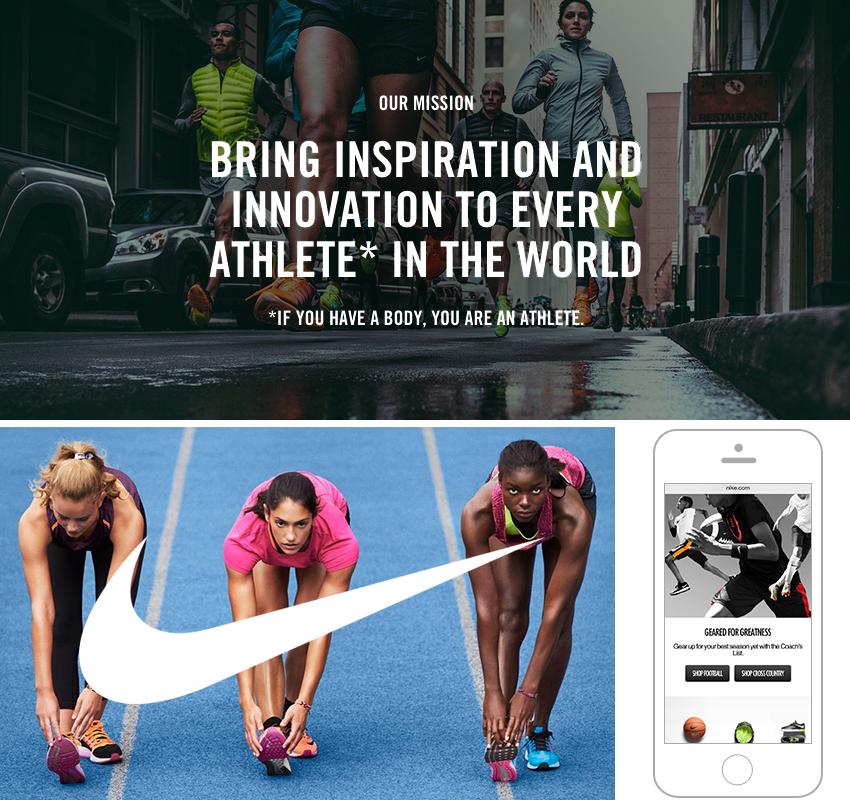 Budowanie marki na przykładzie Nike