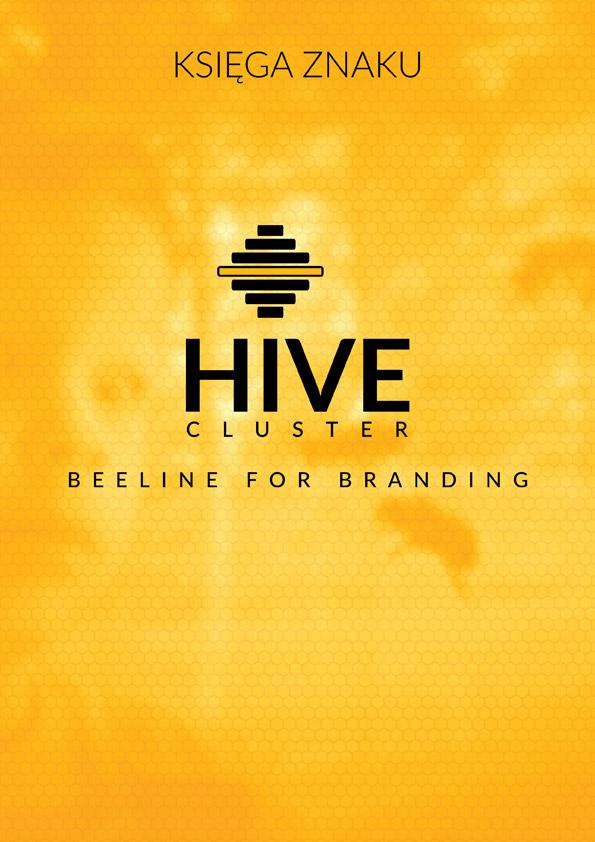 Księga znaku agencji HiveCluster