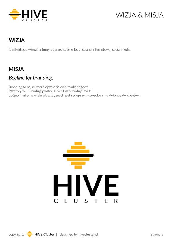 Wizja i misja marki HiveCluster