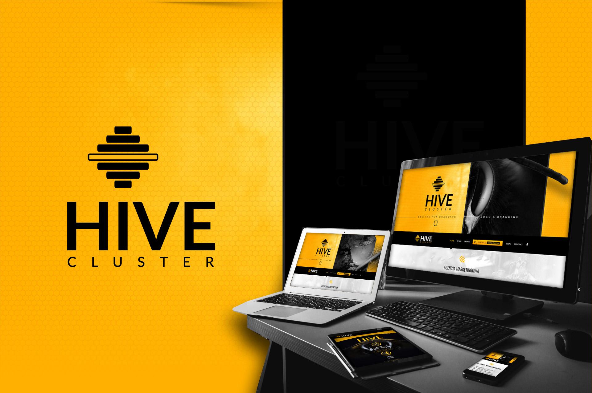 HIVE Cluster tworzenie stron internetowych Leszno